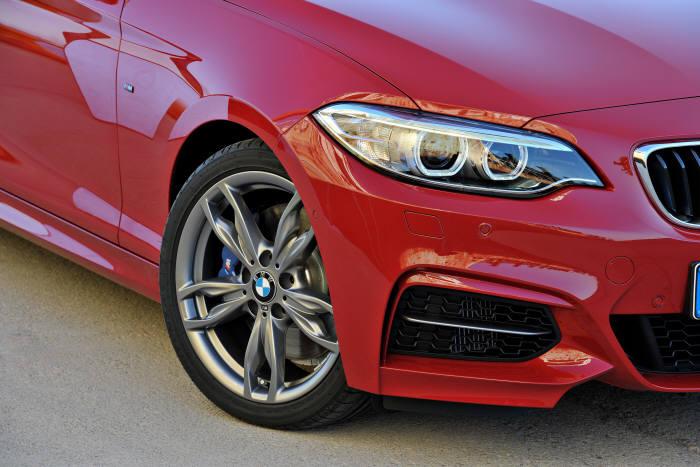 BMW 소형 쿠페 `220d M스포츠 패키지` (제공=BMW코리아)