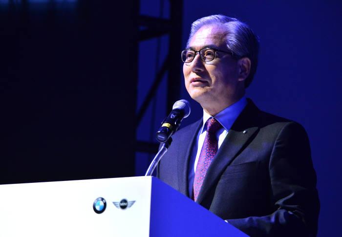 [동영상 뉴스]SK텔레콤 BMW 5G 커넥티드카 선보였다.