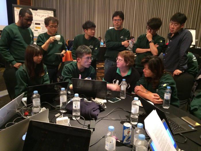 성균관대팀이 I2NSF 워킹 그룹 기술을 구현했다.