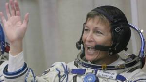 세계 최고령 여성 우주인 탄생