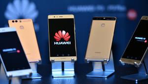 화웨이, 프리미엄 스마트폰 P9, P9 Plus 출시