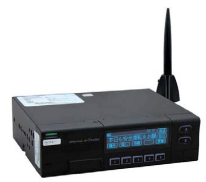 유블럭스 모듈이 탑재된 와이즈비의 디지털 타코그래프