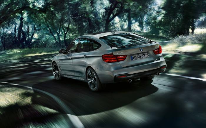 BMW 3시리즈 그란투리스모 xDrive 스포트라인 (제공=BMW코리아)