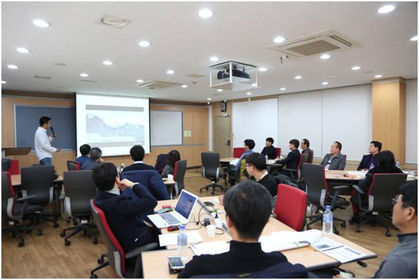 동남권 창업기업 중국진출 전략지원사업 교육 프로그램.