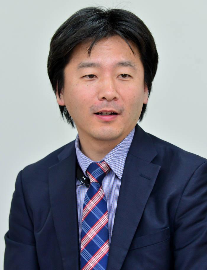 안동욱 미소정보기술 대표.