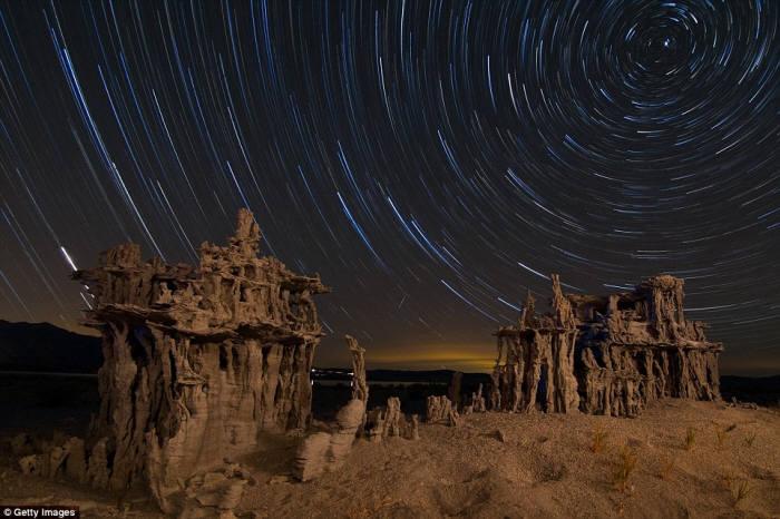 외계행성? 기괴한 3만 5000년된 석회탑