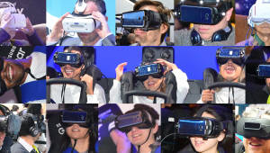 더욱 얇고 선명해진 TV, 자율주행차, AI 기술 선보인 CES2017