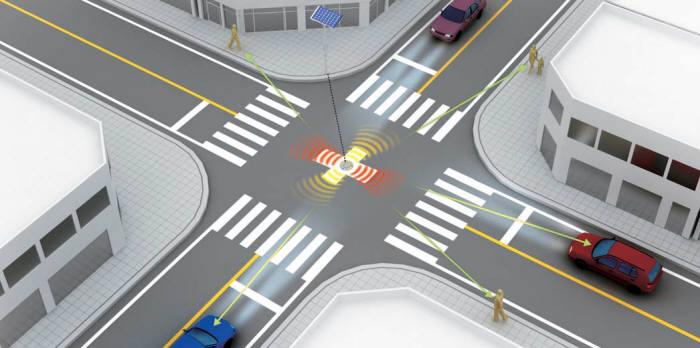 지비 `교차로 알리미`, 교차로 안전 운전 지킴이로 `각광`