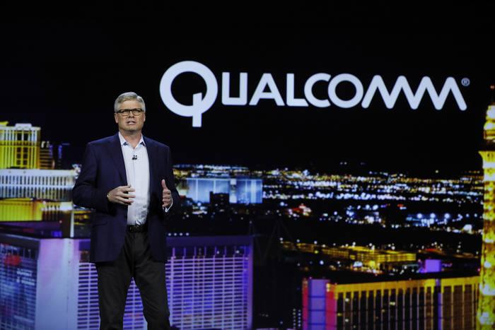 스티브 몰렌코프 퀄컴 CEO는 5G의 가능성을 소개했다.