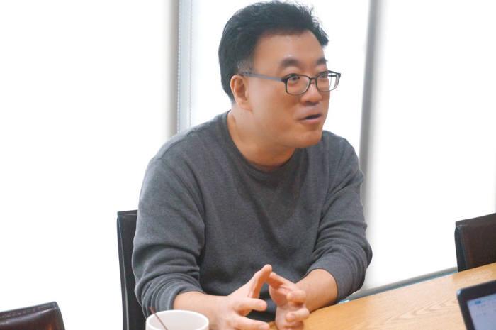 """[오늘의 CEO]김기록 코리아센터닷컴 대표 """"해외직구, 서비스 차별화가 관건"""""""