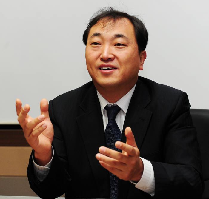 [人사이트] 민동욱 엠씨넥스 대표
