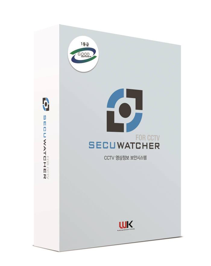 우경정보기술, CCTV 보안솔루션 `시큐워처` GS인증 1등급 획득
