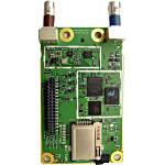 에이엠텔레콤이 개발한 LTE 텔레메틱스 모듈.