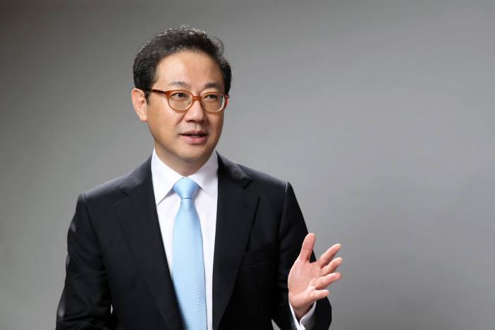 벤처기업협회 차기 회장에 안건준 크루셜텍 대표
