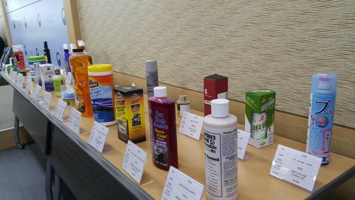 한국쓰리엠 욕실 세정제·본드 등 28개 생활화학제품 28개 퇴출
