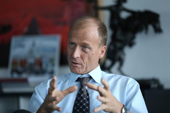 톰 엔더스 에어버스 CEO