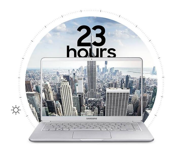 삼성전자, `노트북9 올웨이즈` 2종 출시...한 번 충전으로 23시간 사용