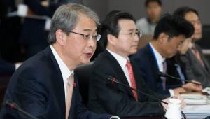 임종룡 금융위원장, 청년 채용 확대해달라...금융공공기관 간담회