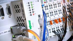 [세미콘코리아2017] 와고코리아, 공장자동화용 모듈형 I/O시스템 750 시리즈 전시