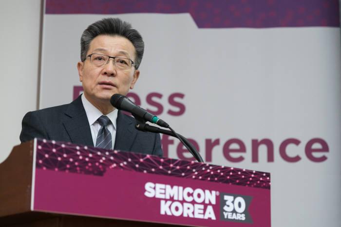 """[세미콘코리아2017]조현대 한국SEMI 대표 """"올해 전시규모 역대 최대"""""""