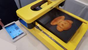 [이슈분석]AI·3D 프린터가 요리하는 시대… 언제쯤 열릴까