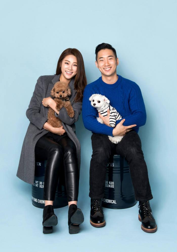 오른쪽부터 배우주·김명남 허츠앤베이 공동대표