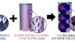 KAIST, 금속 버금가는 정렬도 갖는 반도체 소자 개발