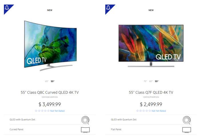 `삼성 QLED TV는 올리고 LG OLED는 내리고`...미묘한 TV가격 전략