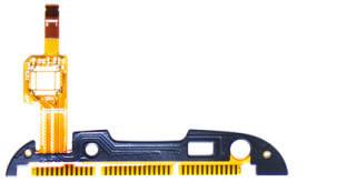인터플렉스의 터치스크린패널(TSP)용 FPCB(출처: 인터플렉스 홈페이지)