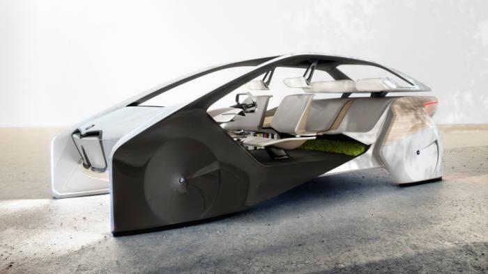 BMW 완전 자율주행차 콘셉트 `i 인사이드 퓨처 콘셉트` (제공=BMW)