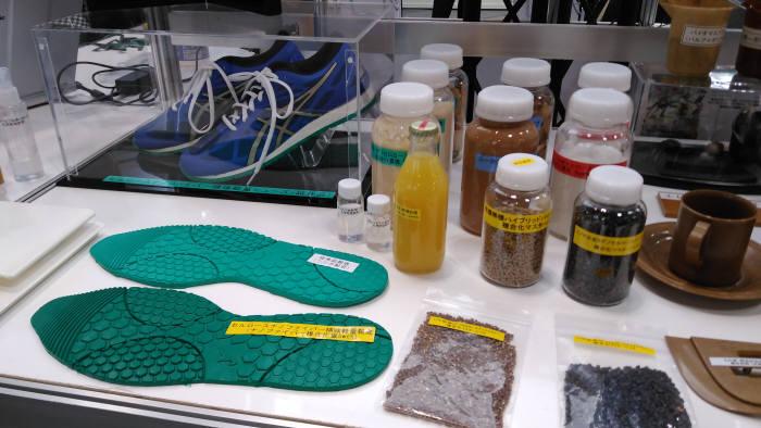 셀롤로오스 나노파이버 중간재와 응용 제품들