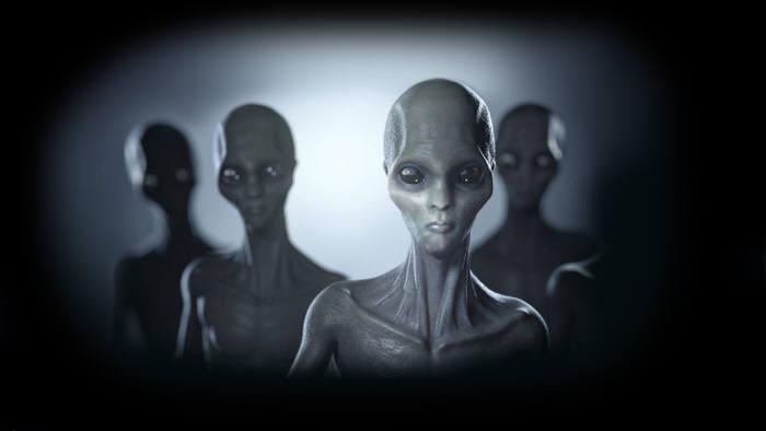 [모션그래픽]UFO, 정말 우리곁에 왔던 것일까?