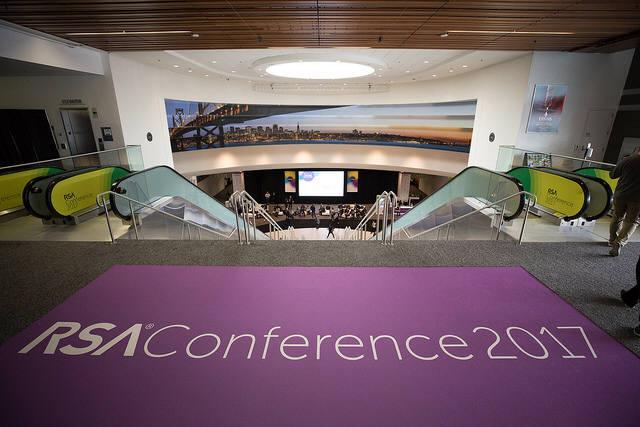 RSA콘퍼런스 개막과 함께 글로벌 보안 기업이 한자리에 모여 기술을 뽐내는 전시회도 시작했다.(자료:RSAC)