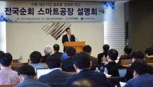 무역협회-스마트공장추진단, 전국 순회 스마트공장 설명회 개최