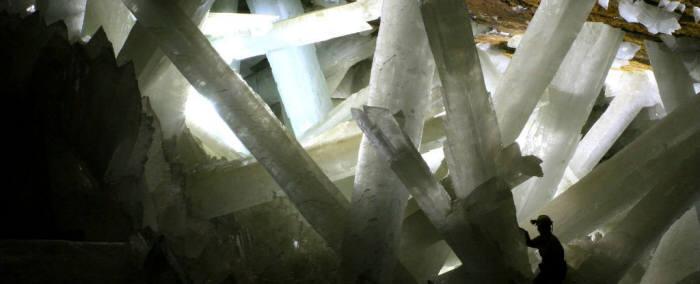세계최대 수정동굴서 5만년전 미생물 발견