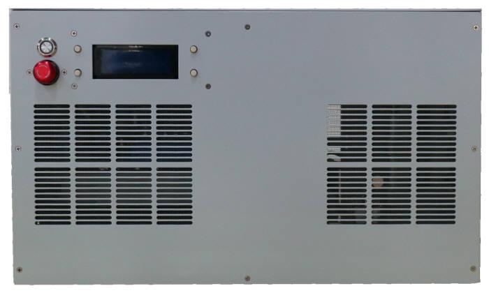 프로파워가 국내 최초로 개발한 이동형 친환경 하이브리드 발전기.