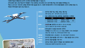 [알림]제1회 드림업 SW 드론 아카데미 접수 마감 임박