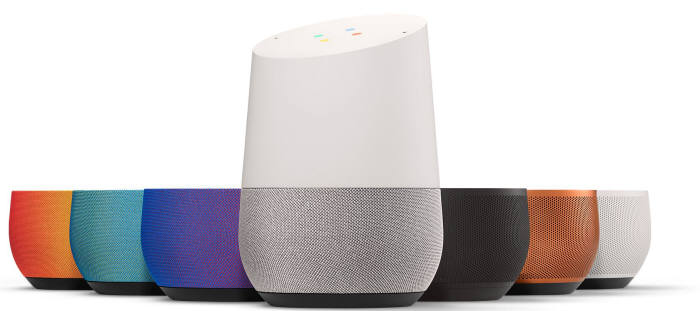 구글 인공지능 `구글 어시스턴트`가 탑재된 스마트스피커 `구글 홈`