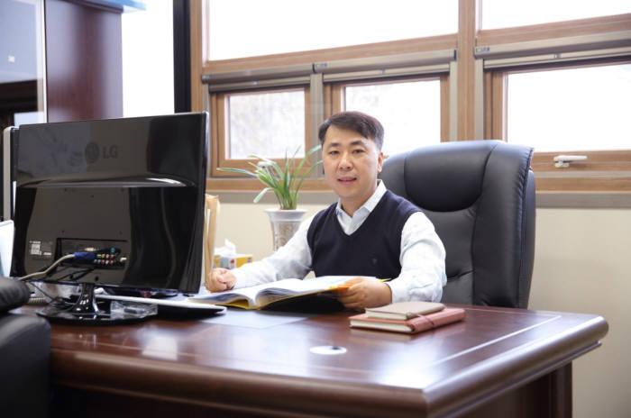 곽선일 대표