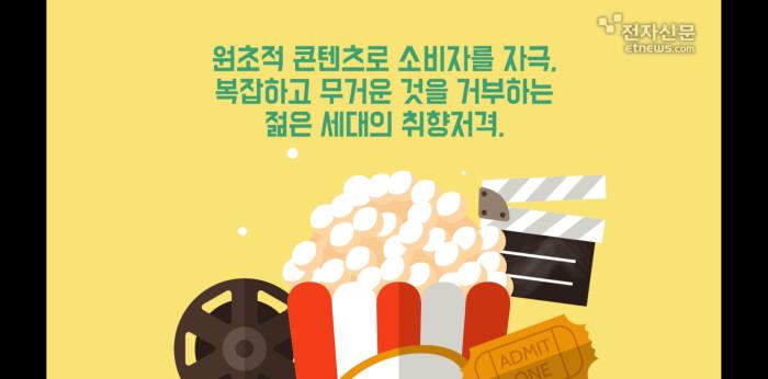 [모션그래픽] 당당하게 '싼티'…'B급 감성' 전성시대