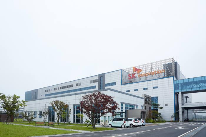 SK이노베이션, 선수주 물량 커지자 배터리 생산능력 `더블업`