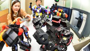엠알티인터내셔널, 3D프린터로 다양한 로봇용 슈트 제작