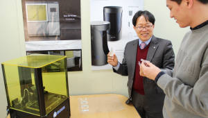 비즈텍코리아, 투명 치아 교정기용 3D 프린터 개발