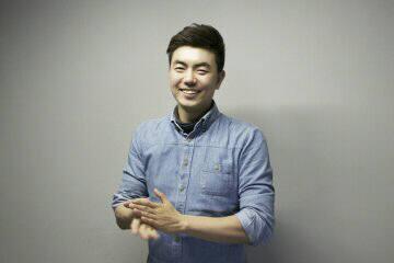 정주황 엔터크라우드 대표는 경영 컨설턴트 일을 그만두고 창업에 뛰어들었다.