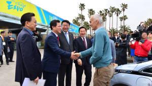 쉐보레 볼트 전기차 서울-제주도 주행 성공