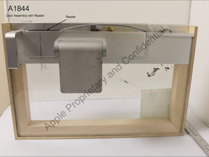 애플 차세대 하드웨어는 도어락?