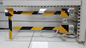 하이큐브시스템, 필름적층형 누액감지시스템 개발