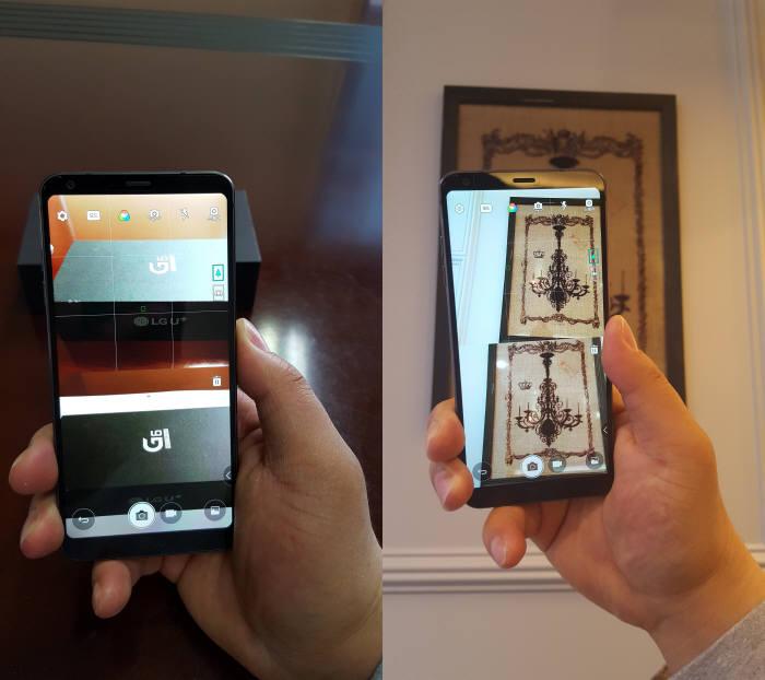 LG G6 카메라