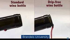 """미 과학자 """"와인 흘리지 않는 병 개발"""""""