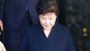 {htmlspecialchars(박근혜 전 대통령 30일 영장심사 출석